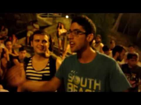 Ewerz & VdeVarios vs Judas & Jesucristo - Batallas Elche Dual