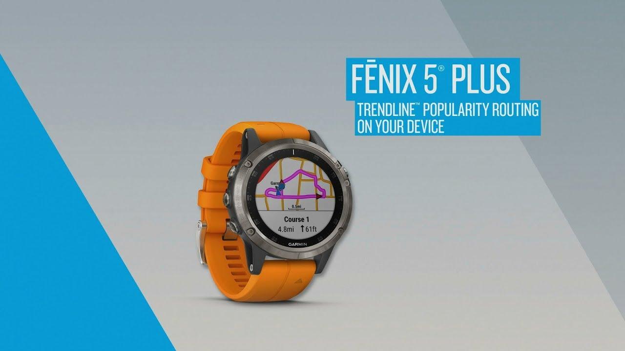 Road Trail Run: Garmin Fenix 5 Plus Full Review - The
