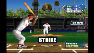 Episode 15   Sammy Sosa High Heat Baseball 2001 PS1