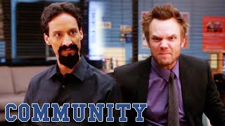 Evil Abed Is Born | Community