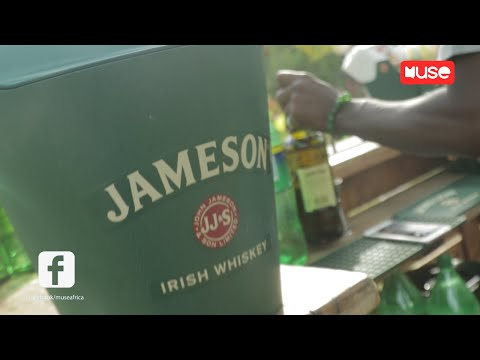 Jameson connects Accra in a fun way