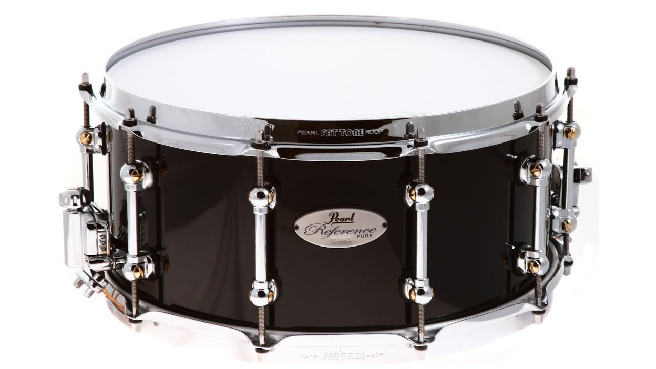 pearl reference pure series snare drum review by sweetwater youtube. Black Bedroom Furniture Sets. Home Design Ideas