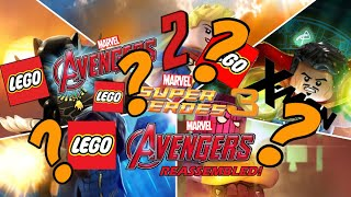 What Is Going To Be The Next Lego Marvel Game?!