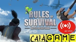 Baixar RULES OF SURVIVAL*ao vivo e a cores*
