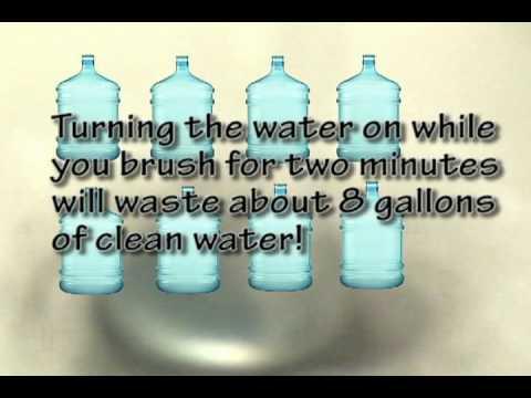 Animation: Saving Water Saves Energy