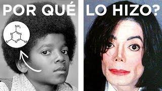Cómo logró Michael Jackson cambiar su piel?