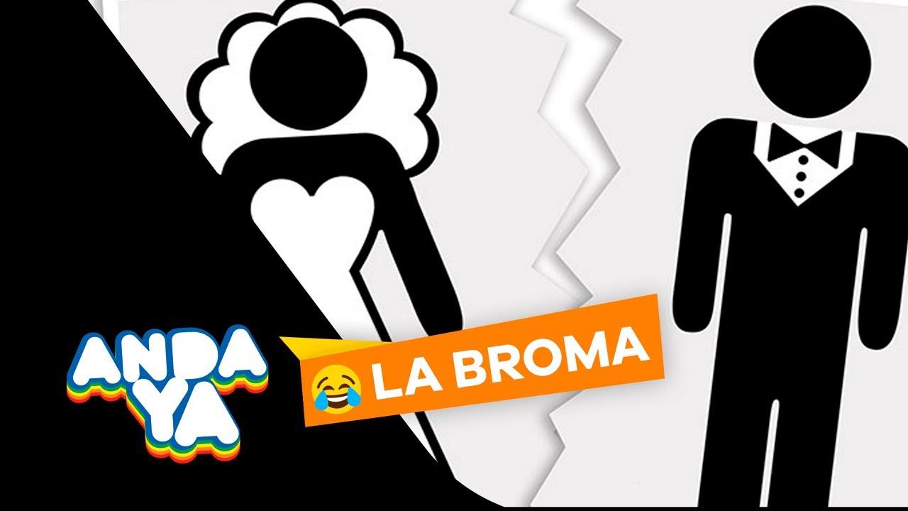 LA BROMA DE ANDA YA: ¡¡San Bernardino ANULA un matrimonio!!
