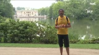يوجد في وارسو 82 حديقة عامة تغطي 40 من مساحة المدينة