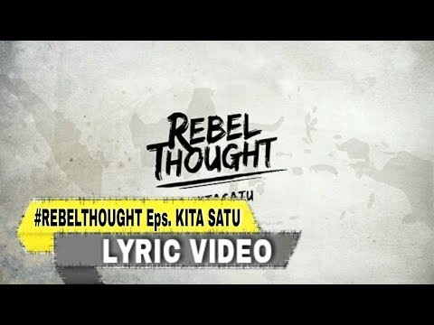 Tuan Tigabelas - REBEL THOUGHT eps. #We are one (Cover Lyric)