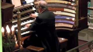 Wanamaker Organ Day 2012 - Peter Krasinski