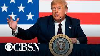 Trump stirs controversy by suggesting delaying 2020 election