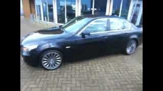 15-SV-XS: BMW 5 Serie 520d *Sportleder,NaviPro,Clima,PDC*