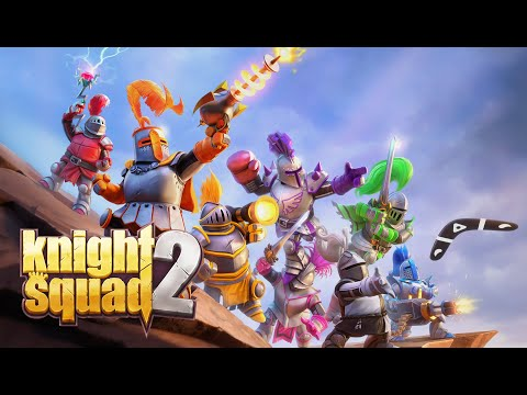 Knight Squad 2 Official Reveal Trailer