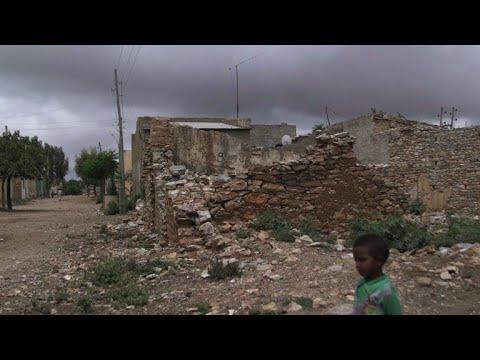 A la frontière Ethiopie-Erythrée, les commerçants impatients