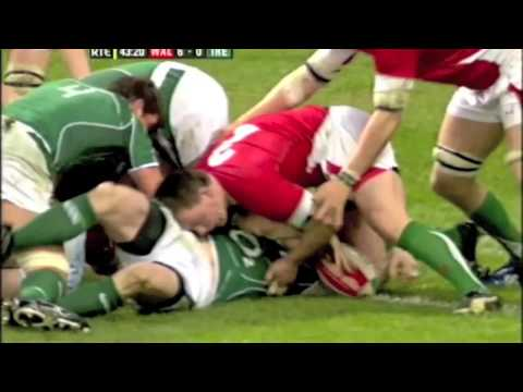 Irish Grand Slam - Six Nations Rugby 2009