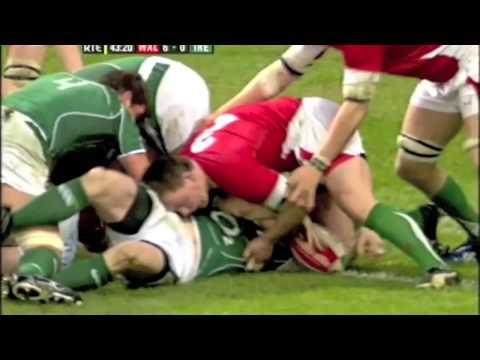 Irish Grand Slam - Six Nations Rugby 2009