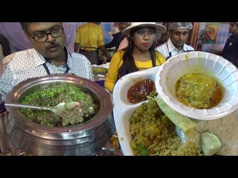 Kolkata People Enjoying Food at Ahare Bangla Food Festival |Varieties Food Stall |Indian Street Food