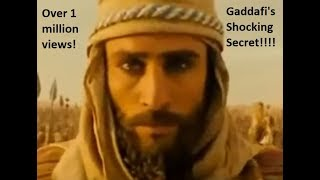 Muammar Gaddafis SHOCKING Secret