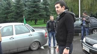 Кража невесты - Шериев Хачим и Кишева Инна
