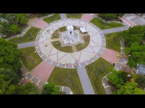 DRONE Plaza España - Municipalidad de Guatemala