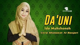 Ida Muhshonah - Dauni ( Versi Sholawat Al Banjari )