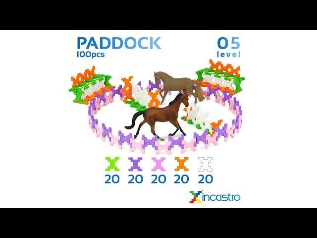 INCASTRO | Level 5 | Paddock