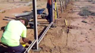 Fencing Mildura - Panel Fence Video 2 002.mov