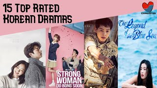 15 Top Rated Korean Dramas of All Time on VIKI