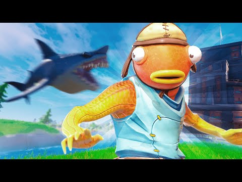 Fortnite Added ME to the Game!
