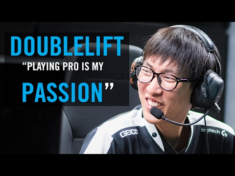 Doublelift: 'I realized playing pro is my passion, it keeps me going and fulfilled...'