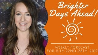 MARS Trine JUPITER! Brighter Days Ahead! Weekly Astrology Forecast for ALL 12 SIGNS!