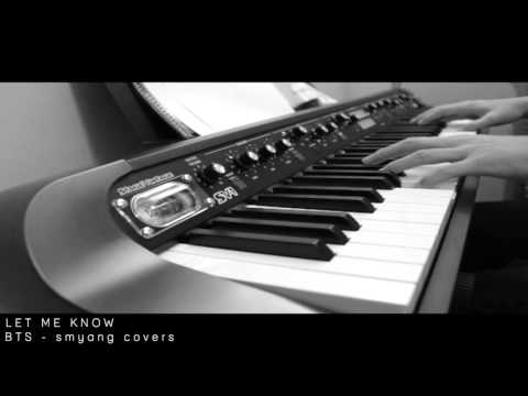 BTS (방탄소년단) - Let Me Know - Piano Cover