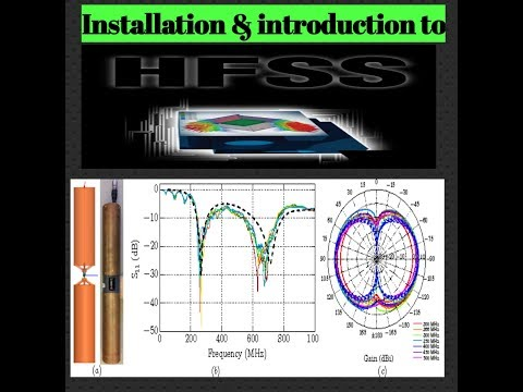 How to install hfss with complete patch/hfss installation/hfss tutorials/Attaullah Shafiq
