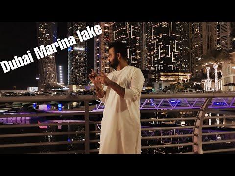 Dubai Marina walk Marina yout lakes Marina lakes walk