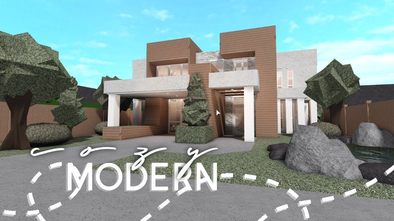 Island 2 Modern House Roblox