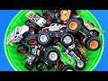 Monster Trucks for Kids | Learn Monster Truck Names & Colors | Fun & Educational Organic Learning