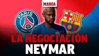 PSG, Barcelona y el fichaje de Neymar I MARCA