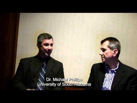 Interview with Dr  Michael Phillips University of south Alabama