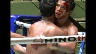 Muay Thai Fight - Superlek vs Petch U Thong - New Lumpini Stadium, 28th October 2014
