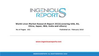 Global 2022: Overview on Lien Market Research Reports Analysis