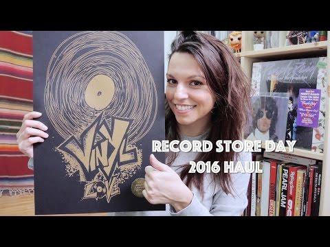 Record Store Day Haul 2016