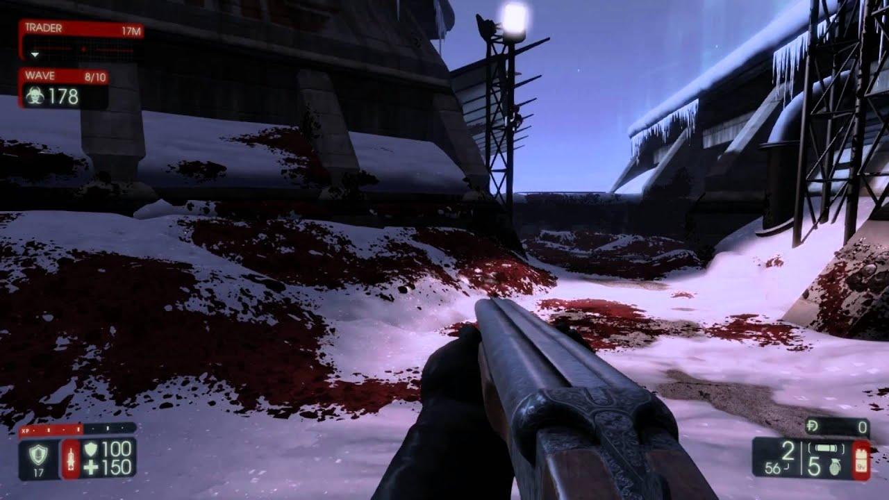 Killing Floor 2 Outpost Hard Kf1 Audio Mod Youtube