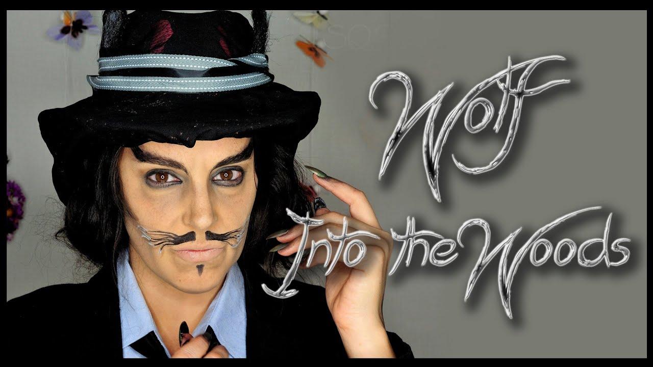 Johnny Depp Wolf Makeup Woods Silvia Quiros