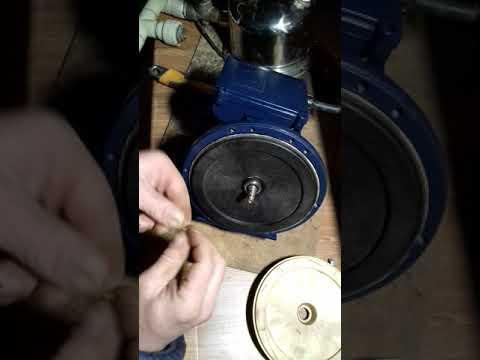 Ремонт гидрофора насосной станции