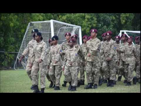 Photos: of Cayman Islands Cadet Corps Intake Feb 2018
