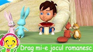 Drag mi-e jocul romanesc - Cantece traditionale pentru copii