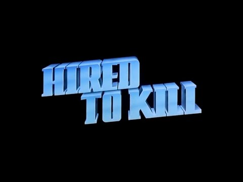 Hired to Kill Original Trailer (Nico Mastorakis and Peter Rader, 1989)