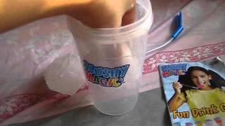 Make- slushy magic沙冰杯