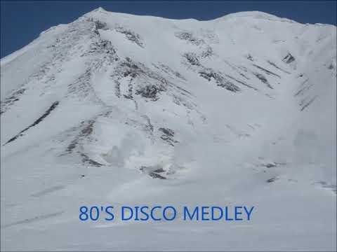 80'S DISCO MEDLEY - For U.K. -