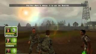 Conflict: Desert Storm Squad Training